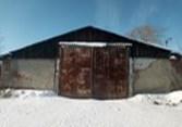 Здание зерносклада