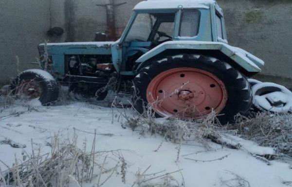 Трактор Колесный МТЗ-80